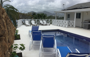 Countess private villa Galleon Beach Antigua